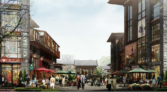 广西桂林象山区瓦窑文化创意街区项目