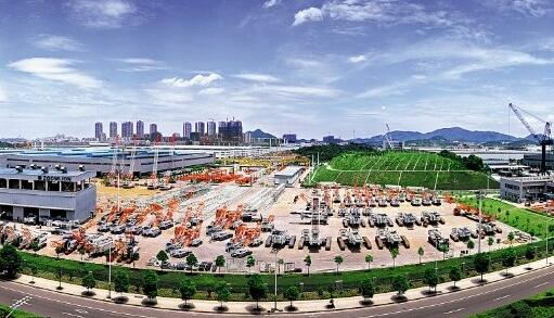 湖南省湘潭高新区新能源汽车产业园